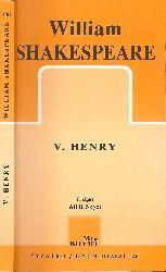 V.Henry William Shakespeare-Ali Neyzi 1992-146s