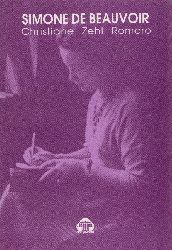 Christiane Zehl Romero-Simone De Beauvoir-Canan Şöhret Dövenler-1990-152s