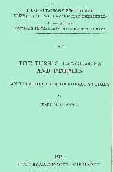 The Turkic Languages And Peoples