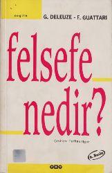 Felsefe Nedir-Gilles Deleuze-Felix Guattari-Chev-Turxan Ilqaz-1993-194s