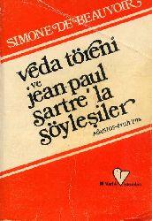 Vida Töreni-Sartrla Söyleşiler-1974-Simone De Beauvoir-Nesrin Altınova-Beyxan Qayıxan-1981-594s