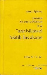 Tanrıbilimsel Politik Incelemesi-Baruch Spinoza-Betul Ertuğrul-2008-394s