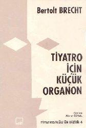 Tiyatro Için Küçük Orqanon-Bertolt Brecht-Ahmed Cemal-1993-122s