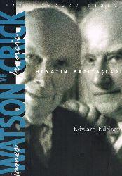 Hayatın Yapı Daşları-James Watson Ve Francis Crick-Edward Edelson-Çev-Ulaş Apaq-2000-125s