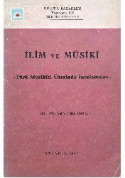 İLim Ve Musiqi-Türk Musiqisi-Salih Murad Uzdilek-1977-75s