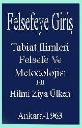 Felsefeye Giriş-Tabiat Ilimleri Felsefe Ve Metodolojisi-I-II