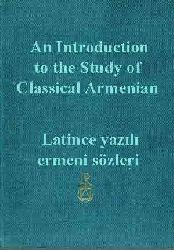 An Introduction to the Study of Classical Armenian