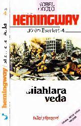Silahlara Veda-Ernest Hemingway-Ülkü Tamer-1988-281s