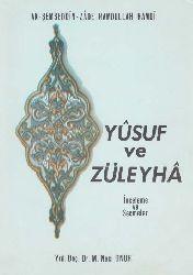 Yusuf ve Züleyxa Ak Şemseddinzade Hemdullah Hemdi- 191