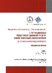 Uluslararası Türklerde Tarix Bilinci Ve Tarix Yazıçılığı Simpozyomu-2014-376