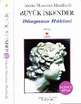 Böyük Iskender-3-Dünyanın Hakimi-Ruman-V.Massimo Manfredi-Eren Cendey-2000-423s