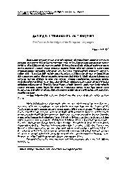 Avrupa Dillerinin Kökeni Hesen Yazıçı 19s