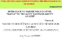 Kesli-1-Heidegger Ve Sartr Felsefesinde Qayqı Ve Bulantı Qavramlarının Analizi-16s-2-Sartrda Benliğin Oluşum Serüveni-Mekanın Çağrısı-12s-3-Türk Dilinin Sadeleşmesi Üzerine Bir Bibliyoqrafra Denemesi-Erdem Konur-6s