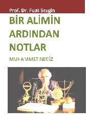 Bir Alimin Ardından Notlar-Fuad Sezgin-Muhammet Negiz-2006-162s