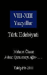 VIII-XIII Yuzyıllar Türk Edebiyati