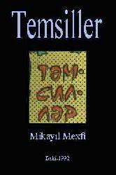 TEMSILLER - Mikayıl Mexfi - Kiril - Baki-1992