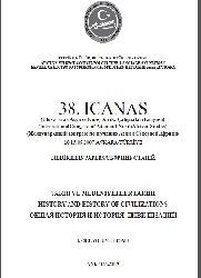 Tarix Ve Medeniyetler Tarixi-Ululusarası Asya Ve Quzey Afriqa Çalışmaları Konqresi-1-2-3-4-5-6-7-Ankara-2007