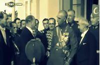 Keçel-Quldur-Beş Başi-Axtaçı Riza Pehlevinin Türk Olduğu Belgesi-Atatürk Ve Riza Shah Pehlevi-Türkiye