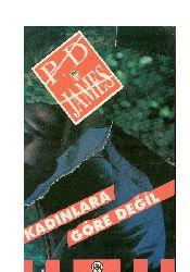 Qadınlara Göre Değil-P.D.James-Armağan Ilkin-1972-159s