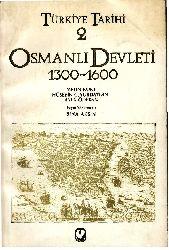 Türkiye Tarixi Cild 2 Osmanli Devleti 1300-1600