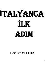 Italyanca Ilk Adım-Ferhad Yıldız-55s