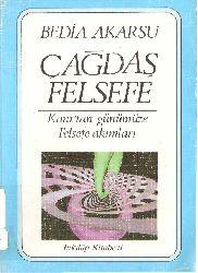 Çağdaş Felsefe-Kantdan Günümüze Felsefe Aximlari-Bedie Akarsu-1982-279