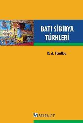 Batı Sibirya TüRkleri-N.A.Tomilov-Çev-Ahsan Batur-2013-409s