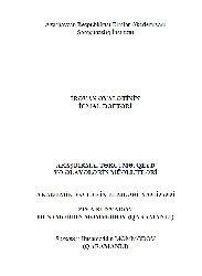 Irevan eyaletinin icmal defteri-ziya bünyadov-hüsametdin memmedov-qaramanlı-1996-148s