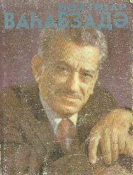 Baxtiyar Vahabzadenin şekilleri-Nazim Ibrahimov-Kiril-Baki-1995