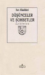 Düşünceler Ve Söhbetler-Epiktetos-Burhan Topraq-1989-143s