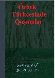 Özbek Türkcesi Qoşmalar Feyzullah Aymaq Ebced 2014 92