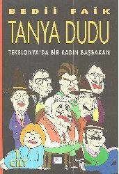 Tanya Dudu-Tekelonyzdz Bir Qadin Bashbakan-1-2-Bedii Faiq-1991-315s
