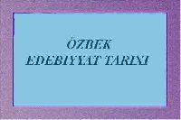 Özbək Edebiyat Tarixi