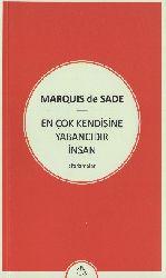 Aforizmalar-En Çox Kendisine Yabançıdır İnsan-Marquis De Sade-Xaqan Ağdoğan-2015-72s