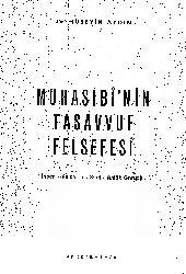 Muhasibnin Tasavvüf  Felsefesi-Hüseyin Aydın -1976-191+Fatih Devri Yazichilghi Ve Edebiyati-Ebdulqadir Ozcan-8s