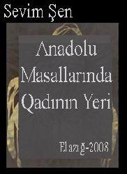 Anadolu Masallarında Qadının Yeri