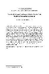 Theodor W.Adornoun Perspektifinden Populer Türk Müziğinde Standartlaşma Sorunsalı-Mikail Quyunçu-21s