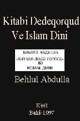 Kitabi Dedeqorqud Ve Islam Dini
