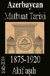 Azerbaycan Matbuat Tarixi-1875-1920