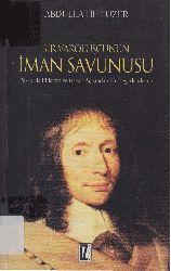 Bir Varoluşçunun İman Savunusu Ebdülletif  Tüzer 2006 160