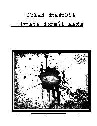 Yaşama başqaca Baxış-Orxan Memmedli-2010-13