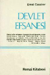 Devlet Efsanesi- Ernst Kasirer-Cassirer-Çev-Necla Arat-1984-312s