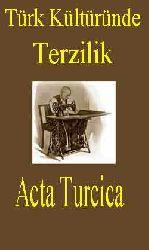 Türk Kültüründe Terzilik