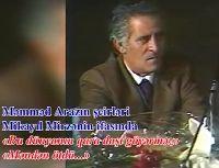 Memmed Arazin Şiirleri-Mikayıl Mirza