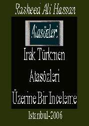 Irak Türkmen Atasözleri Üzerine Bir Inceleme