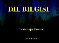Dilbilgisi-Tahir Nejat Gencan-1979