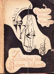 Qıyıncıq(Zalimane) Bir Idam Ebubekir Xazim Tepeyran-1946-225s