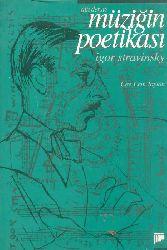Altı Derste Müziğin Poetikasi-Igor Stravinski-Cem Taylan-2000-98s